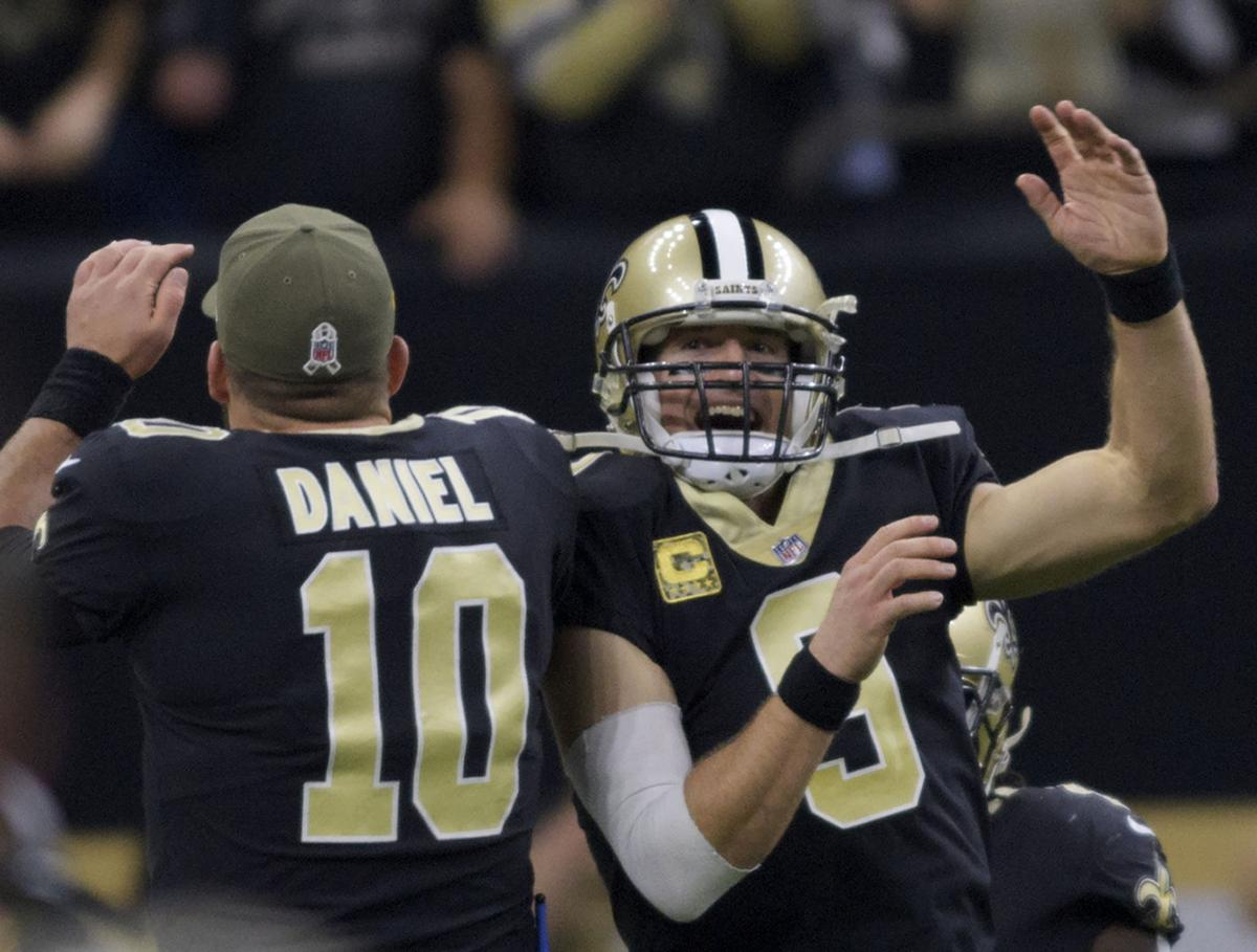 52491ffe4f3 How to fill the quarterback role? Saints want Chase Daniel back,  opportunities for Taysom Hill