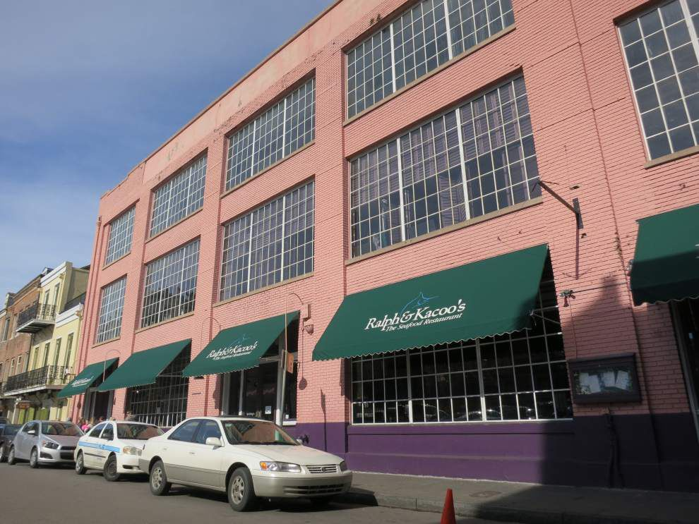 Rattling the chains: In the French Quarter, more moves for some chain restaurants _lowres