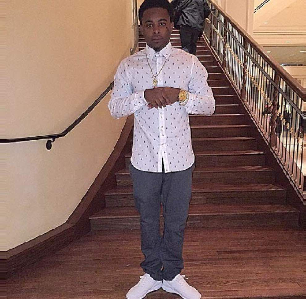 Family mourns 22-year-old aspiring rapper mysteriously slain in Marrero _lowres