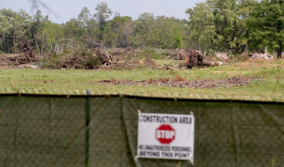 Work on City Park golf course destroyed acre of wetlands, Corps of Engineers rules _lowres