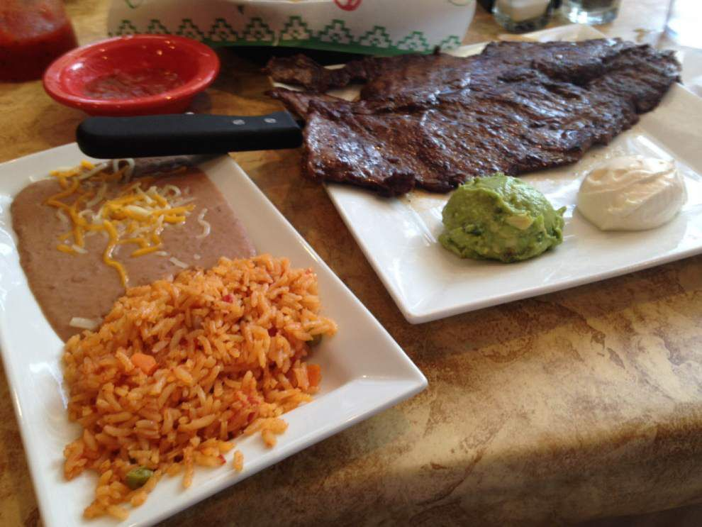 Delicious dishes at Trios worth the price _lowres