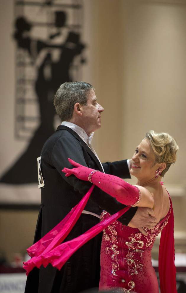 Dancers from around country put best foot forward as Baton Rouge hosts 'Gumbo' ballroom dance competition _lowres