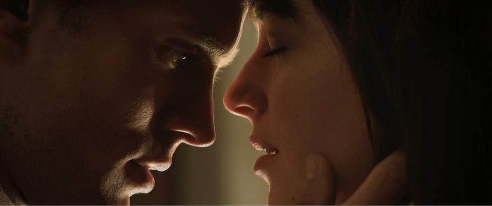 Review: 'Fifty Shades' of trashy fairy tale _lowres
