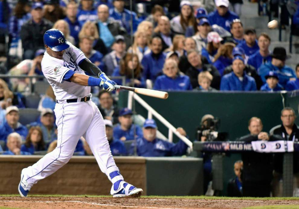 Edinson Volquez directs Royals to 5-0 win over Blue Jays in ALCS opener _lowres