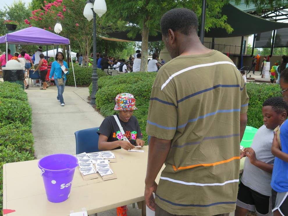 Kool Kids Day honors legacy of siblings _lowres