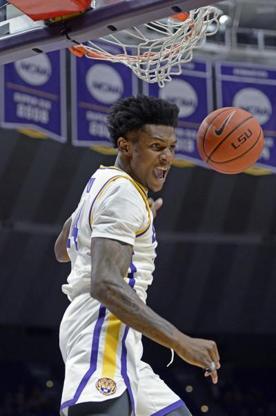 Louisiana Tech LSU Basketball