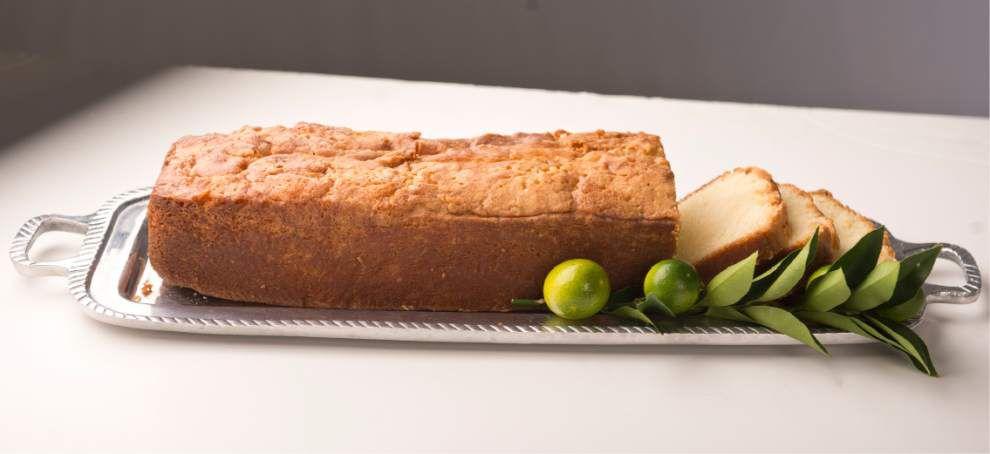 Lox Pound Cake