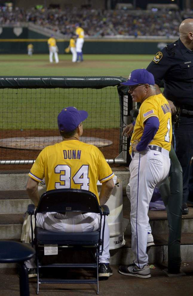 LSU pitching coach Alan Dunn wins national award from Collegiate Baseball _lowres