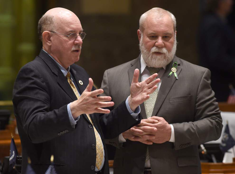 What now? Louisiana legislators 'kick the can' on budget, taxes to next year _lowres