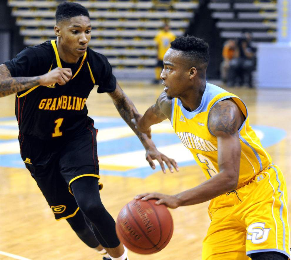 Photos: Southern takes on Grambling _lowres