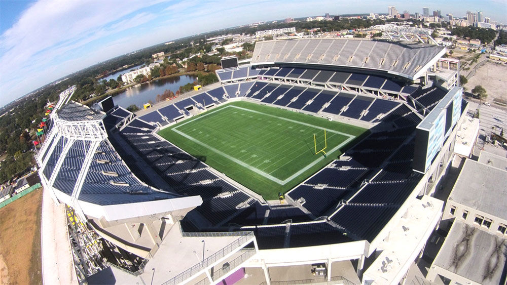 Camping world stadium (citrus bowl)