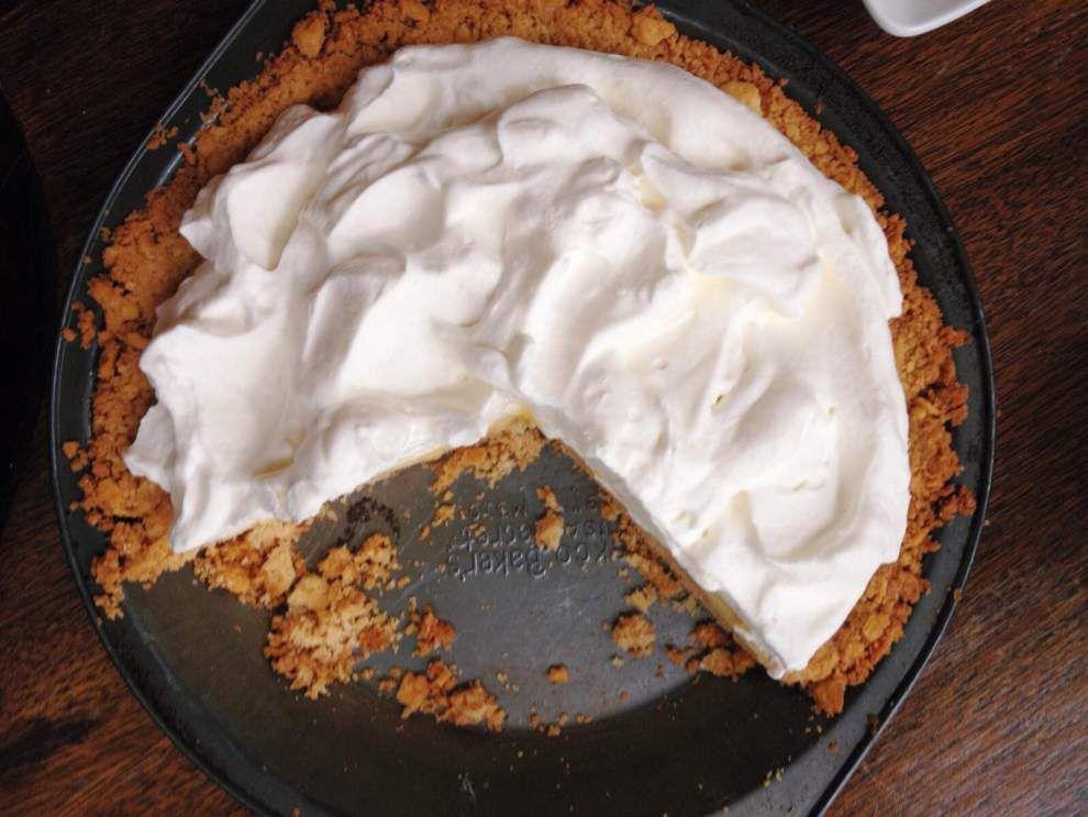 Citrus filling, salty crust make Atlantic Beach Pie a winner _lowres
