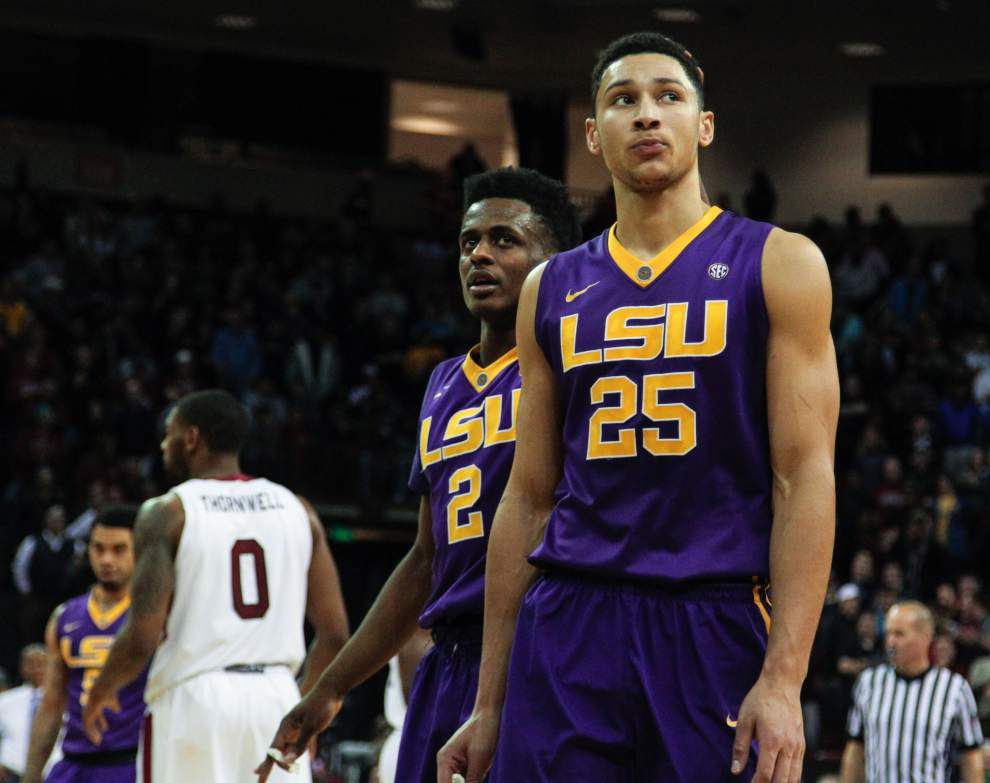 Scott Rabalais: Ben Simmons 'perhaps the biggest letdown' in LSU basketball history _lowres