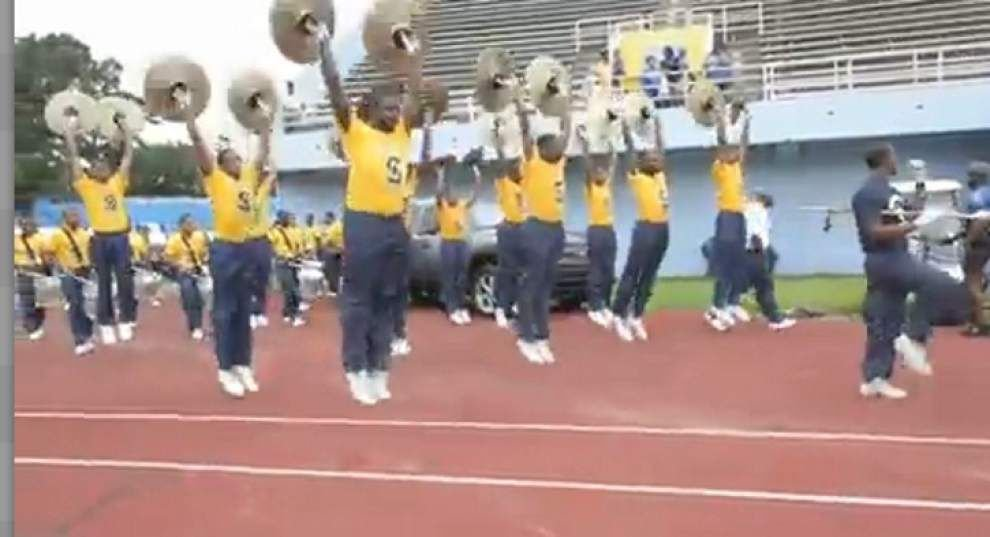 Southern University band, dance team keep team spirit high _lowres