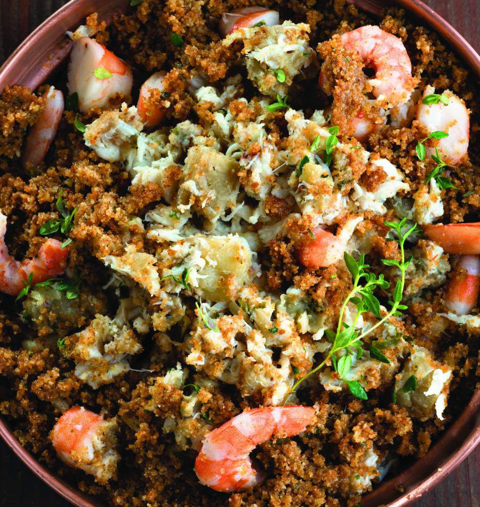 Crab Meat & Shrimp Farci _lowres