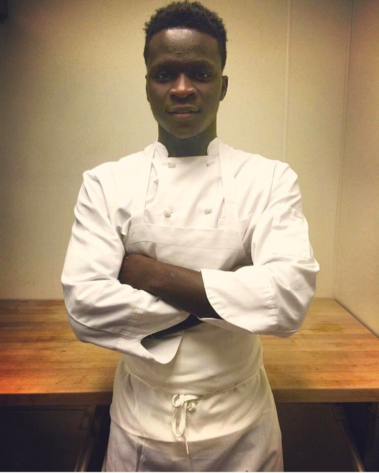 3-course interview: Serigne Mbaye, chef_lowres