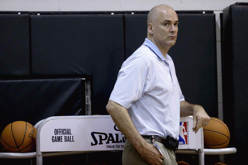 Pelicans hire former Cavs, Hawks general manager Danny Ferry as special adviser _lowres