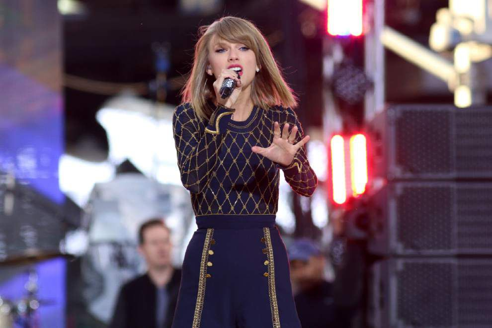 Taylor Swift concert to precede Bayou Country Superfest May 22 at Tiger Stadium _lowres