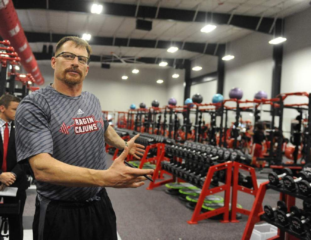Source: Ragin' Cajuns strength and conditioning coach Rusty Whitt leaving for Texas Tech _lowres