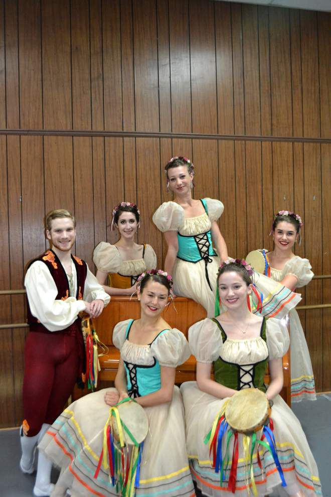 Delta Festival Ballet performs at Jefferson Performing Arts Center grand opening _lowres