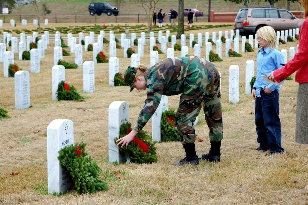 Military wreath event scheduled for Dec. 12 _lowres
