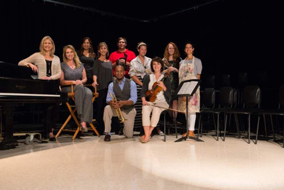Dunham School adds 4 fine arts faculty members _lowres