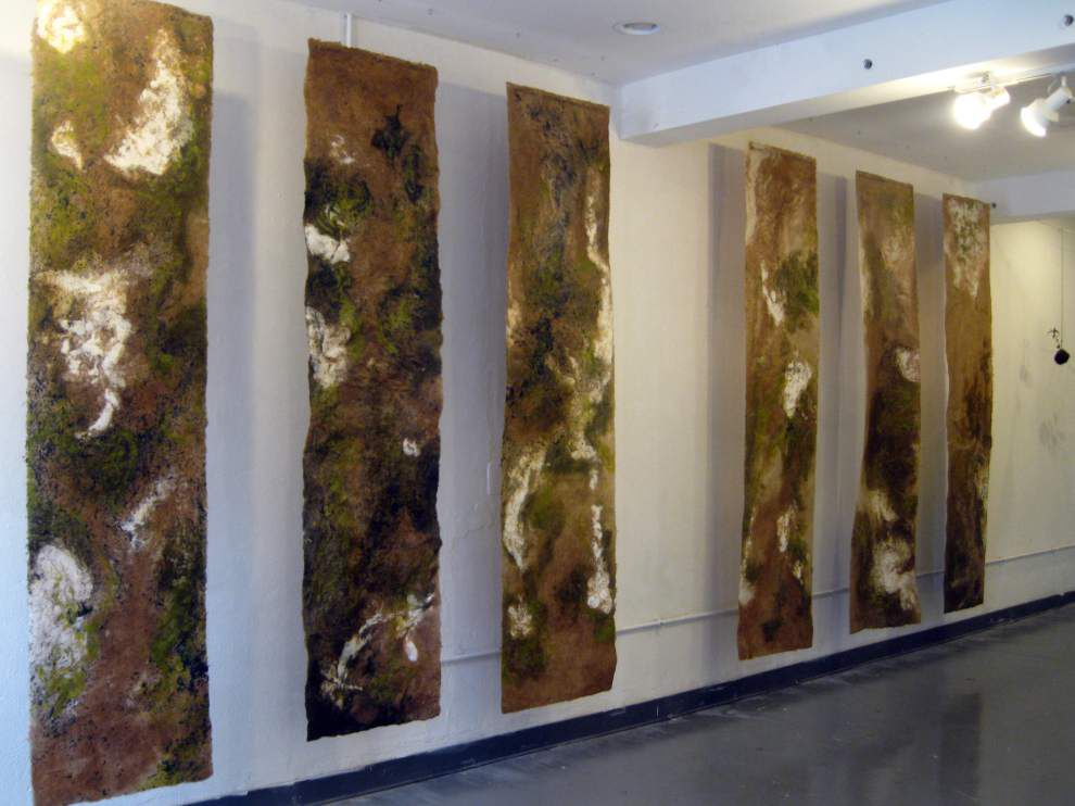 Art in St. Claude Avenue gallery reframes environmental problems _lowres