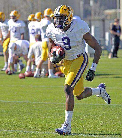 Teammates compare John Diarse to former LSU wide receiver Jarvis Landry _lowres