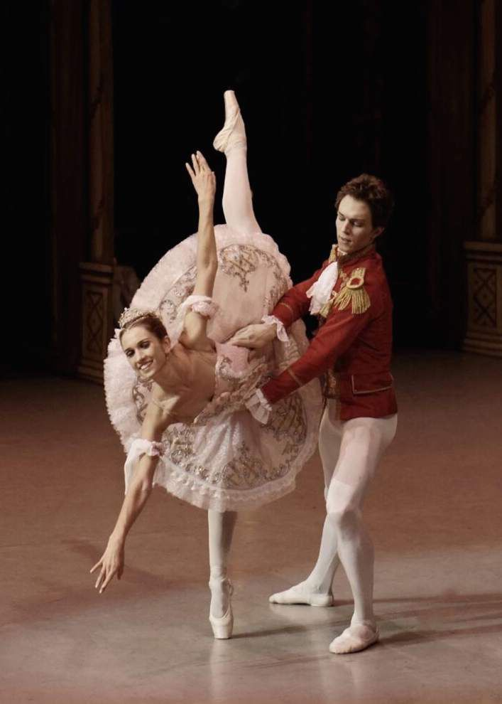 'Nutcracker' twirls through New Orleans stages in classic holiday fashion _lowres