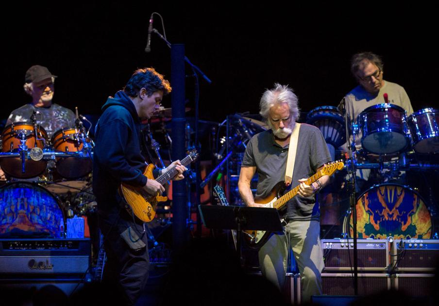 Dead & Company were mostly 'Truckin' in New Orleans, thanks to John Mayer and George Porter Jr.