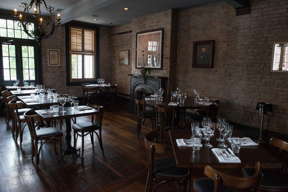 In a historic setting, Balise is a chef's answer to modern cravings _lowres