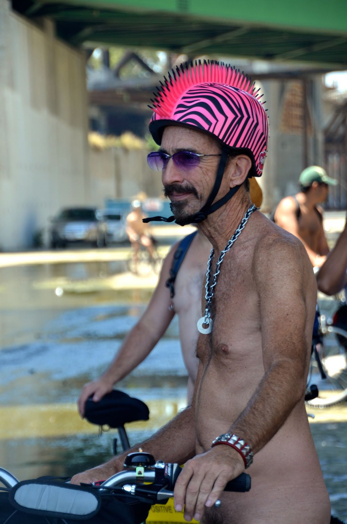 This year's World Naked Bike Ride New Orleans is Sat. June 9_lowres