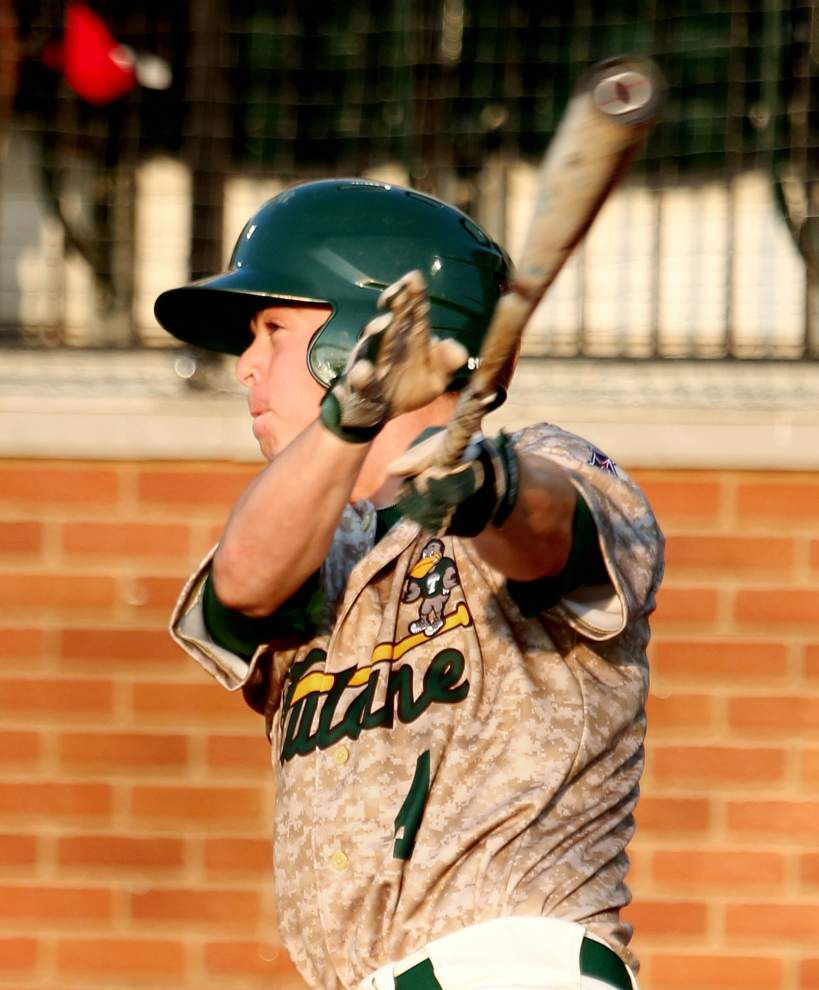 With draft set Thursday, Tulane's Stephen Alemais and Jake Rogers look to pro baseball _lowres