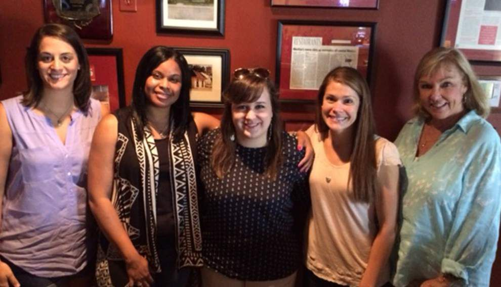 Pam's Party Line: Volunteers celebrated for work _lowres