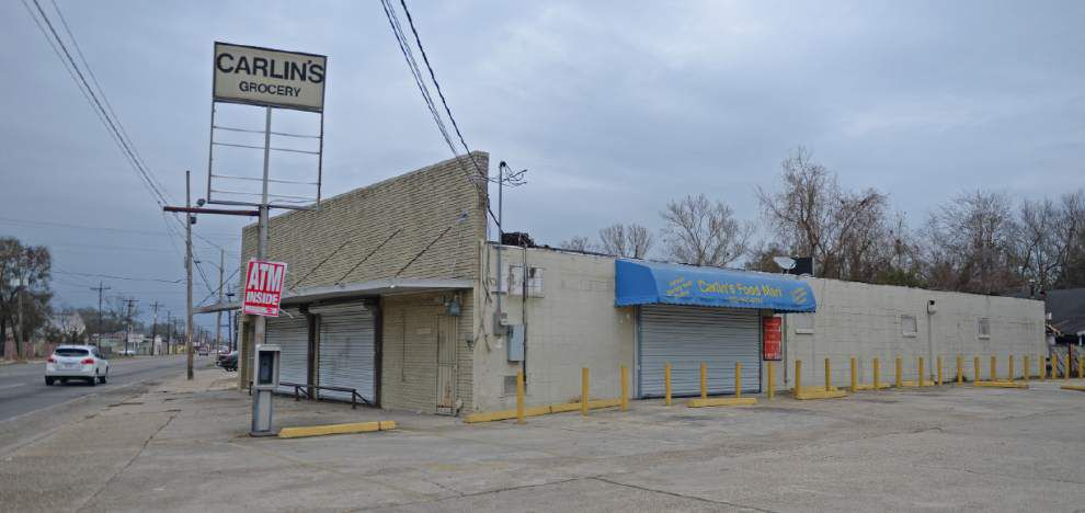 Baton Rouge man arrested in shooting death of victim in Carlin's Food Mart parking lot _lowres