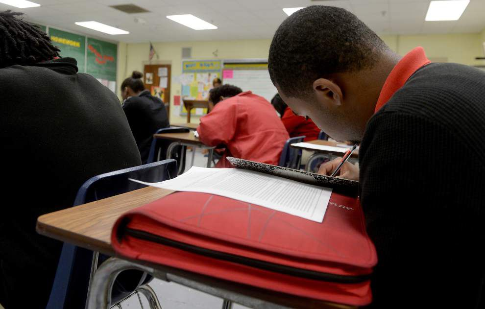 How did Baton Rouge-area schools perform on their new state report cards? _lowres