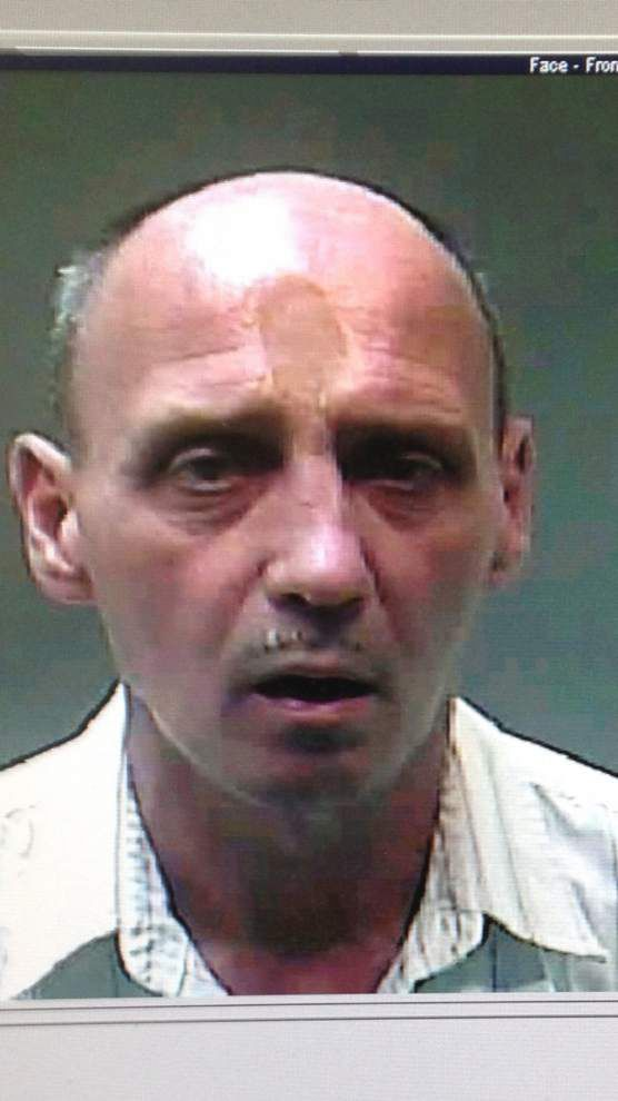 Bail revoked: Addis man accused of violating 4th offense DWI release conditions _lowres