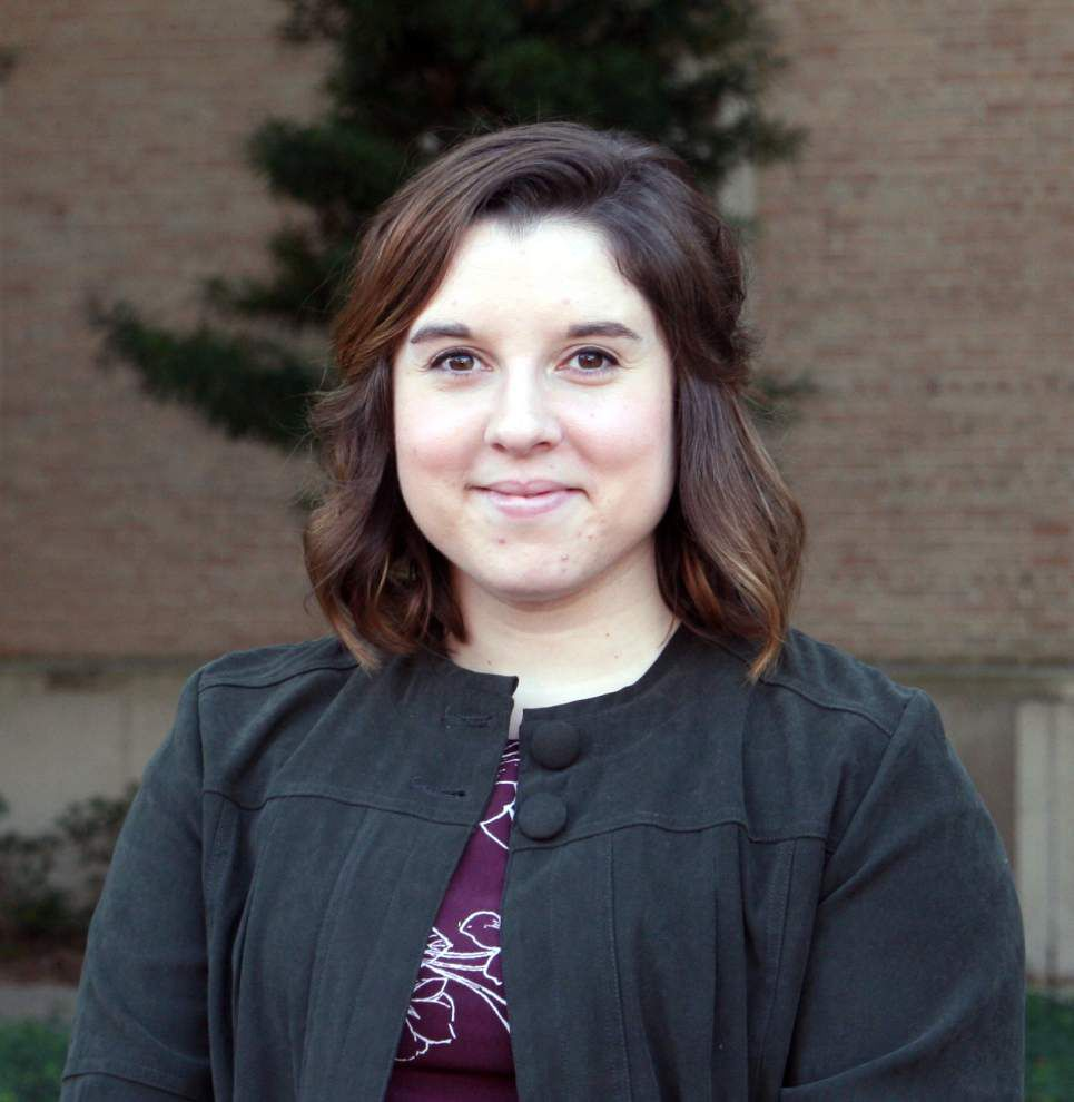 McKinley, East Ascension grads in running for Truman Scholarship _lowres