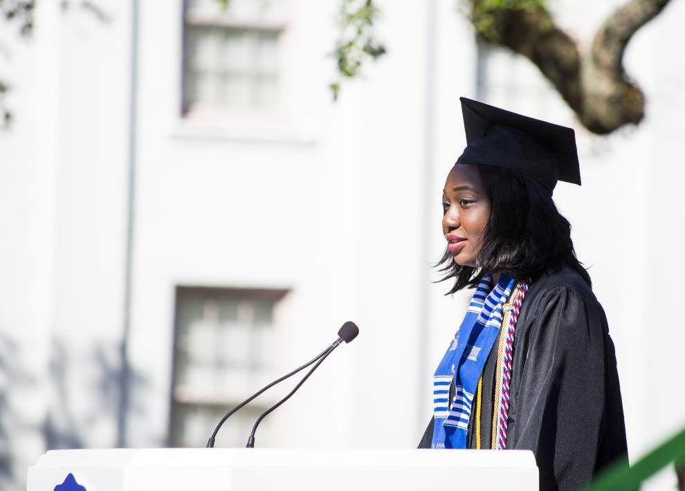 Photos: Dillard commencement exercises _lowres