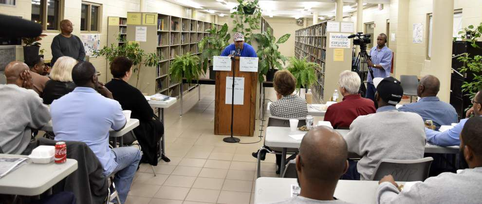 Poetry offers freedom to express for inmates _lowres