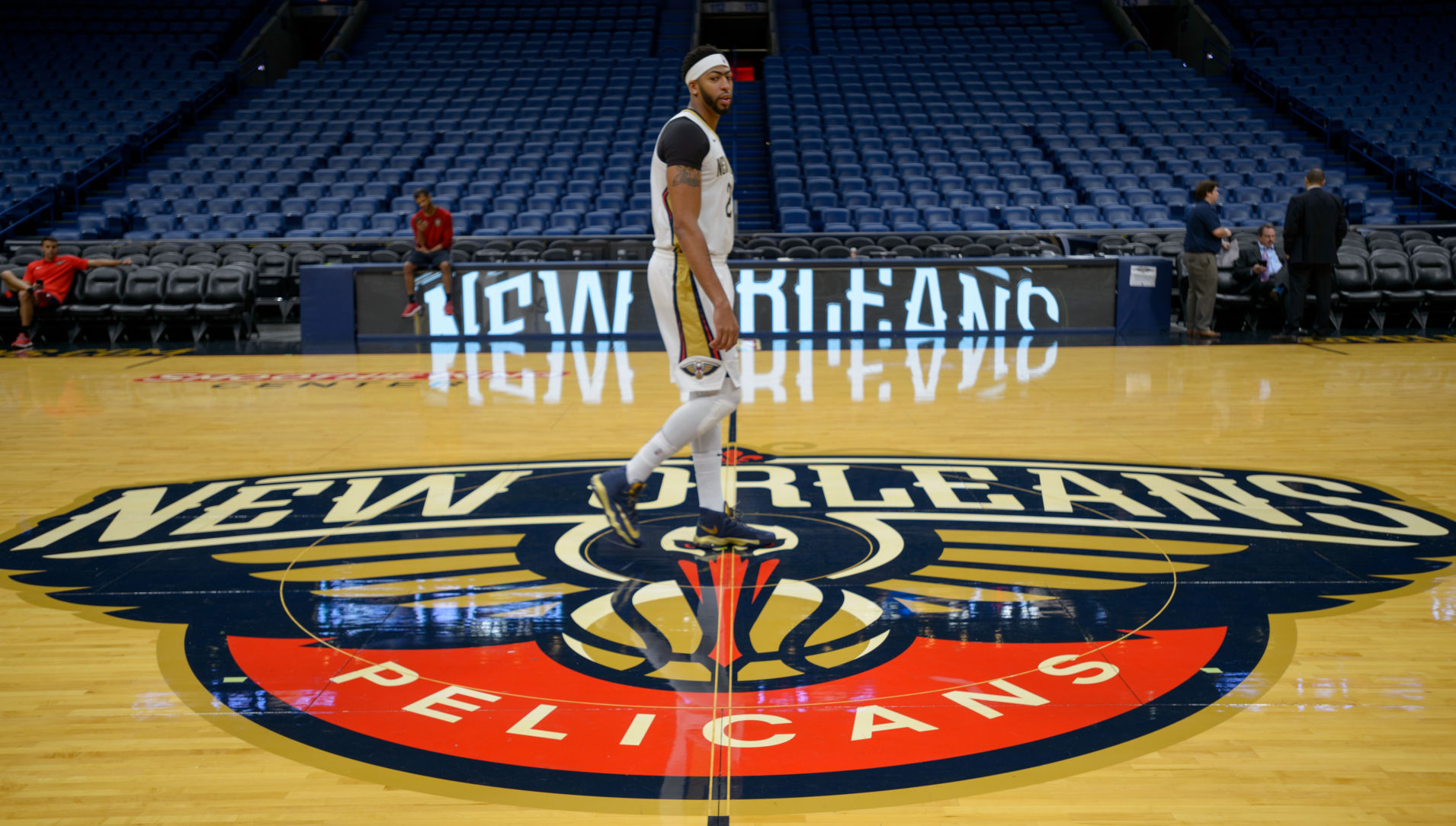 Scott Kushner: New Orleans Pelicans Have Made Moves, But Can They Break  Through In Loaded NBA West?