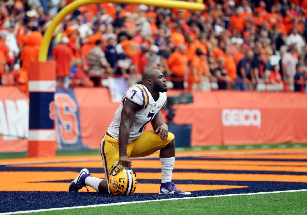 Rabalais: Sit out? Go pro? Maybe we should just let Leonard Fournette enjoy his years at LSU _lowres