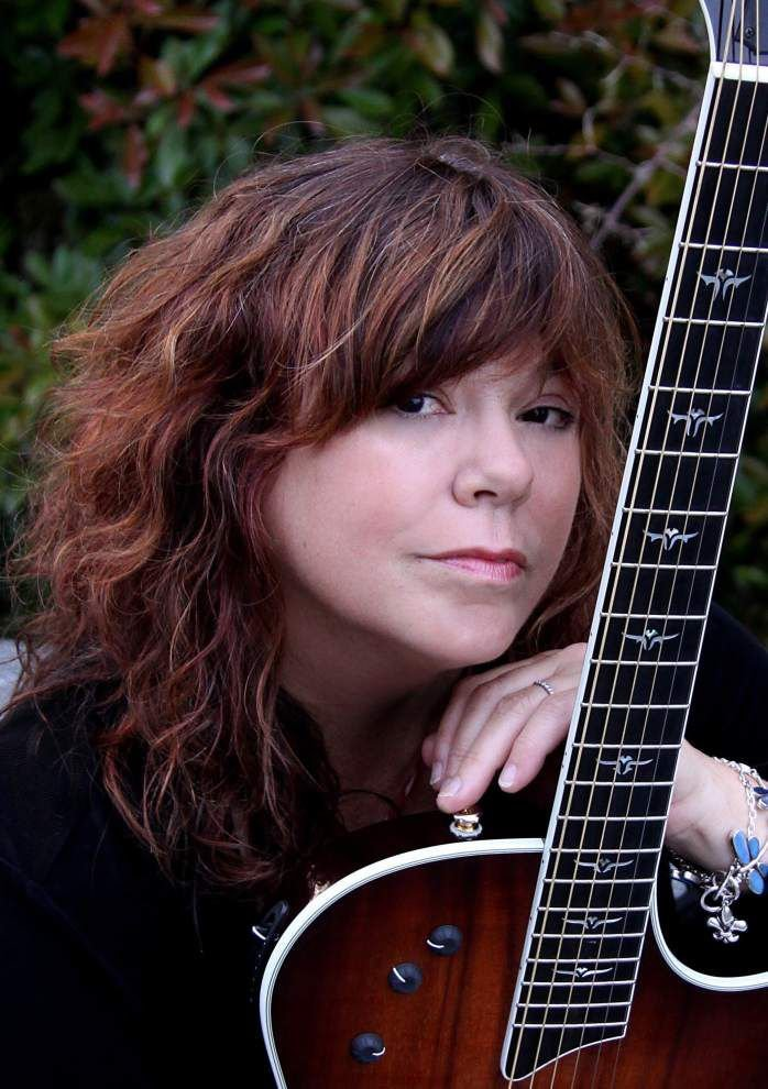 Susan Cowsill looks back and ahead with 'Carpenters'-themed 'Covered in Vinyl,' new album, new tour with the Turtles _lowres