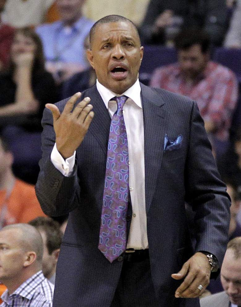 Five things Alvin Gentry must do as coach of the Pelicans _lowres