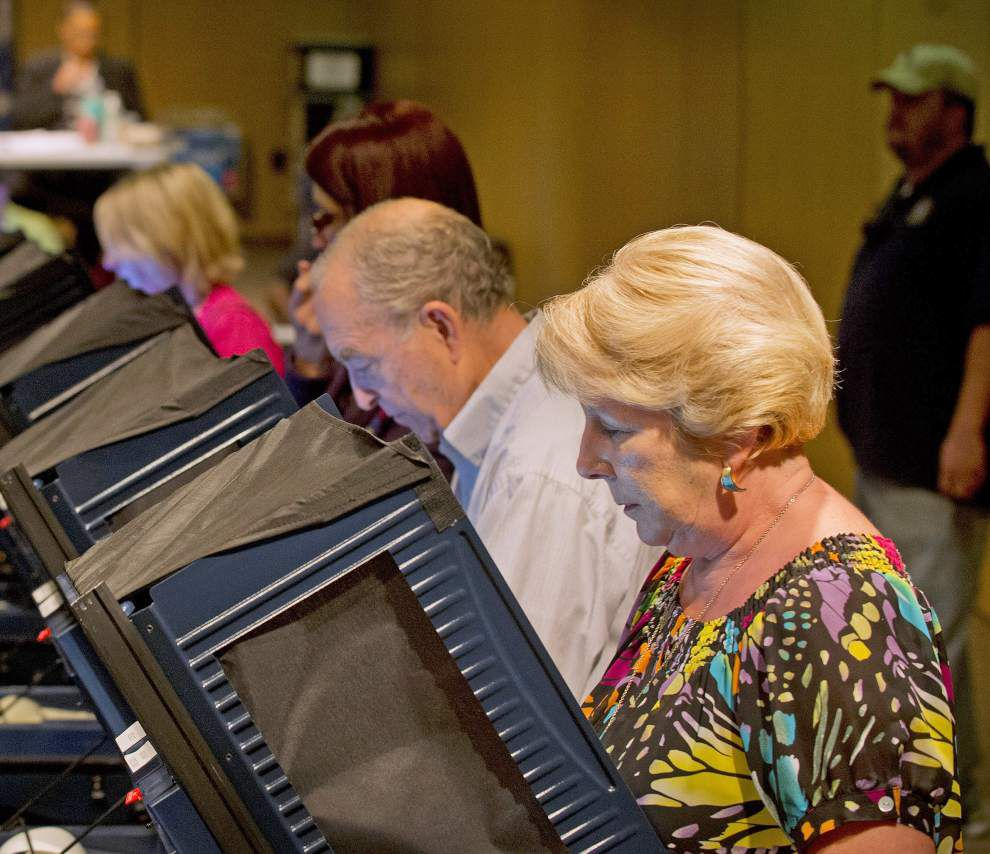 Higher turnout in early voting could favor John Bel Edwards, analysts say _lowres