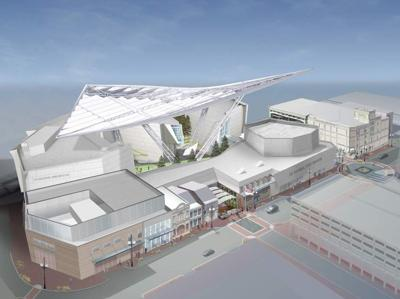 Construction Could Begin Soon On Giant Canopy At National