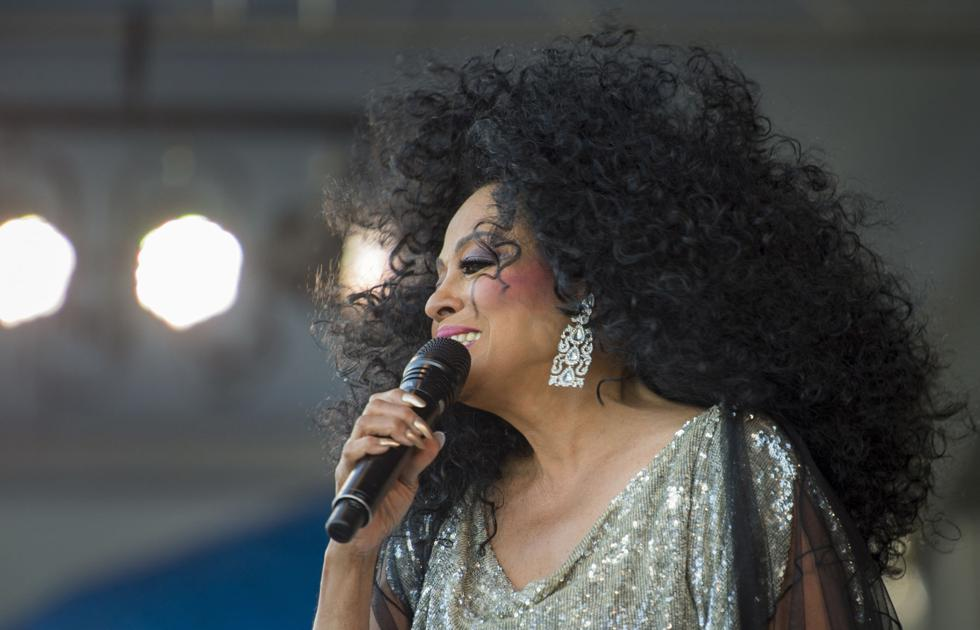 Diana Ross tweets that she felt 'violated' by TSA at New Orleans airport after Jazz Fest show