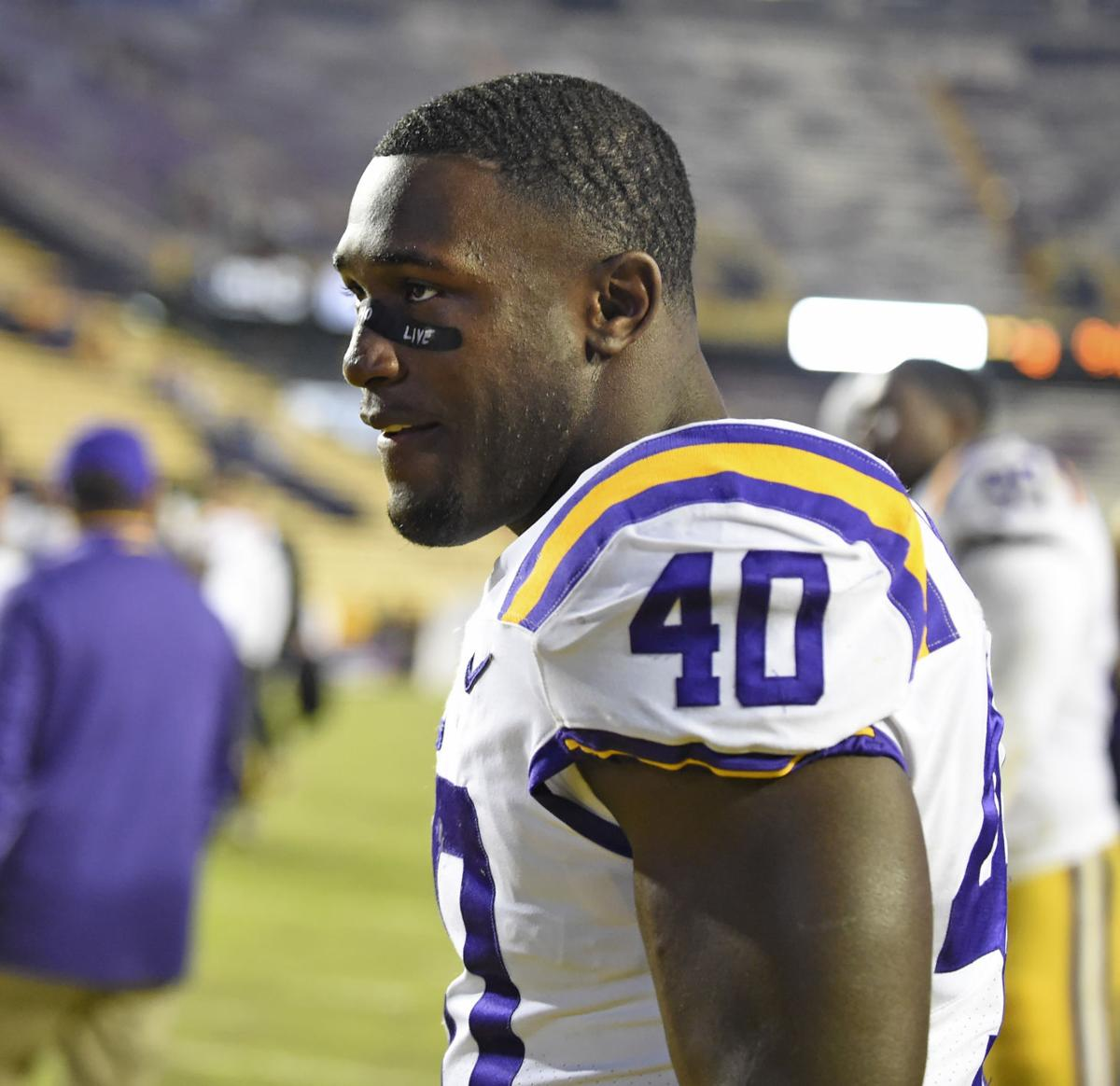 buy popular c6e58 09a8a Rabalais: Devin White leaves LSU as one of the best, but ...