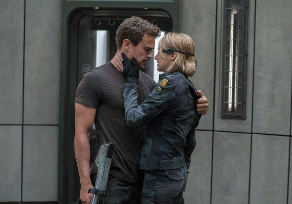 Review: 'The Divergent Series: Allegiant' is dull, lifeless _lowres