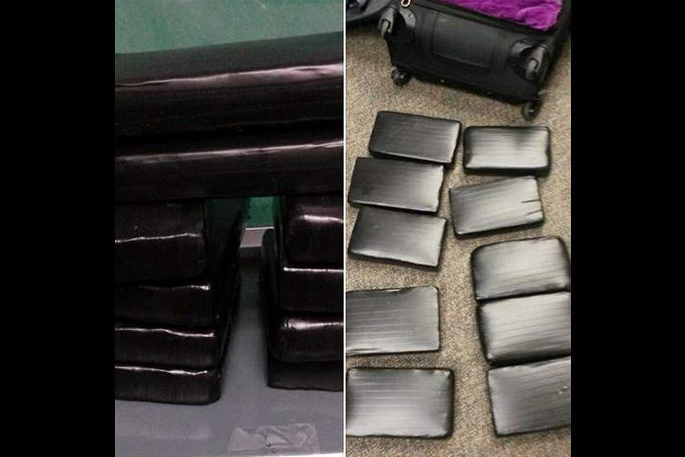 Police: Finding 22 pounds of cocaine found on Baton Rouge Megabus shows new way to move narcotics _lowres